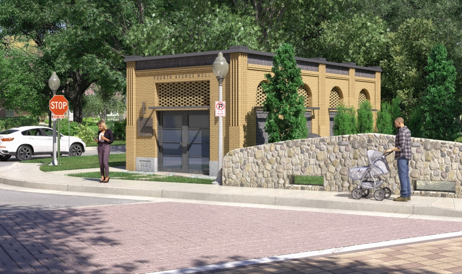 4th Avenue Well Project Goes to Historic Landmark Commission
